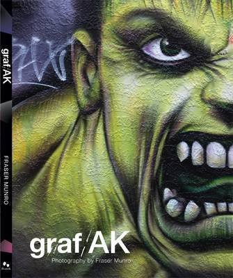 Auckland graffiti book